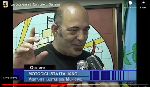 Gemellaggio tra Viagrande (CT) e Quilmes (Argentina)