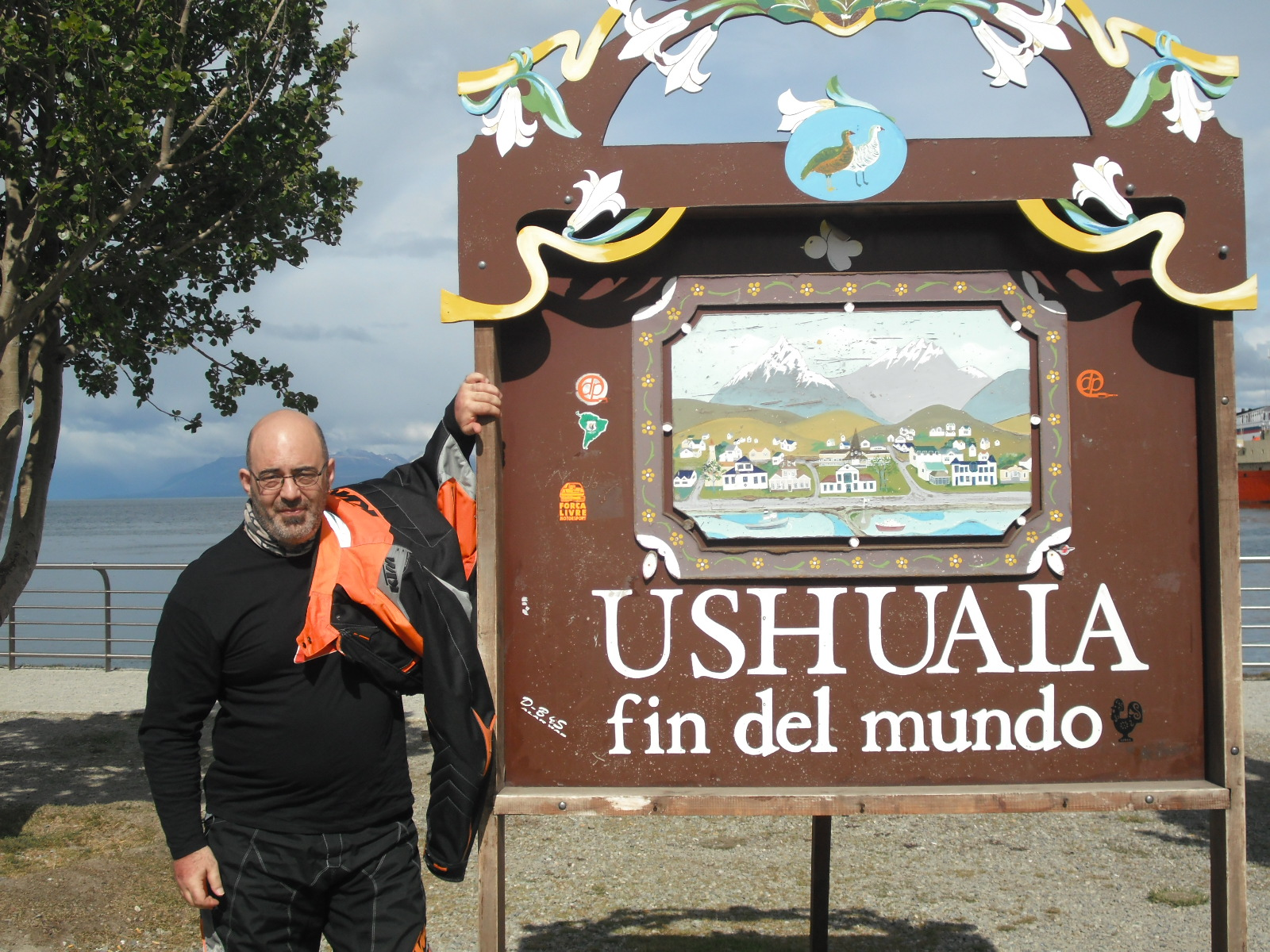 Mario Macrì - Ushuaia