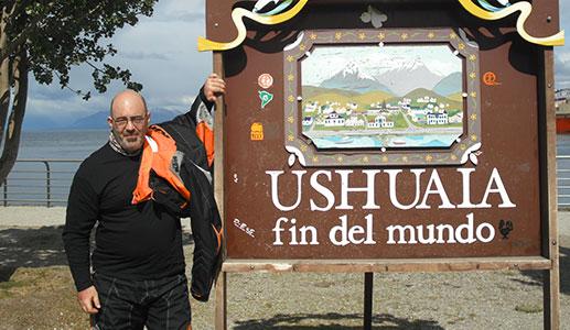Visti da vicino: Mario Macrì, biker solidale