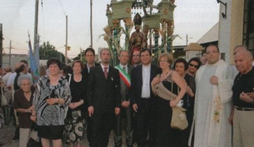 Giubileo Maurino – Festa di San Mauro Abate a Viagrande e a Quilmes