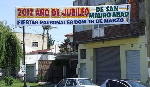 Quilmes – Giubileo di San Mauro 2012
