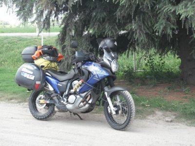 Honda-Transalp